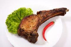 Pork rib Royalty Free Stock Photography
