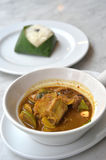 Pork Rib Curry Royalty Free Stock Images