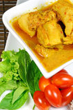 Pork Rib Curry. Royalty Free Stock Image