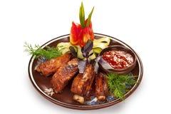 Pork Ribs Royalty Free Stock Image