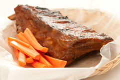 Pork ribs Stock Photography