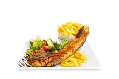 Pork ribs Stock Images