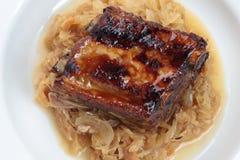 Pork ribs. Royalty Free Stock Image