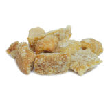 Pork rind favorite food Royalty Free Stock Photography