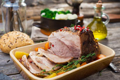 Pork Roast Stock Image