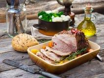 Pork Roast Stock Images
