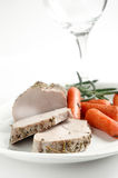 Pork roast Royalty Free Stock Images