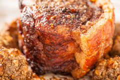 Pork Roast Royalty Free Stock Photos