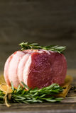 Pork roast Royalty Free Stock Image