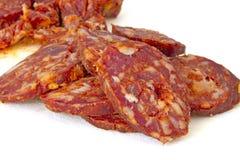 Pork sausage Stock Photography