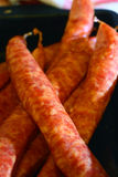 Pork Sausage Royalty Free Stock Images