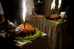 Pork Shank Stock Image