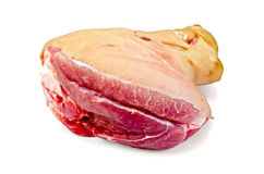 Meat pork knuckle Royalty Free Stock Photos