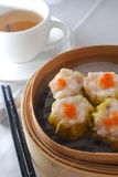 Pork Shaomai dim sum Royalty Free Stock Images