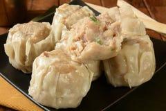 Pork Shu Mai Royalty Free Stock Images