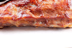 Pork side ribs Stock Photography