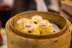 Pork Siew-mai Stock Image