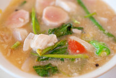 Pork sinigang Royalty Free Stock Photo