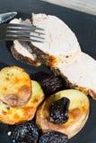 Pork sirloin roast Stock Images