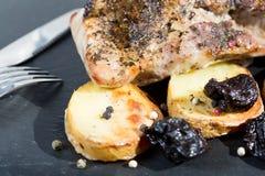Pork sirloin roast Stock Image