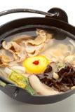 Pork Soup royalty free stock photos