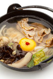 Pork Soup stock photo
