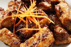 Pork spare ribs Stock Photography