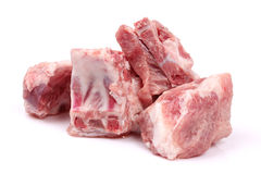 Pork spareribs raw Stock Photo