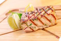 Pork steak Royalty Free Stock Image