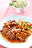 Pork stew Stock Photos