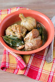 Pork stew Royalty Free Stock Images