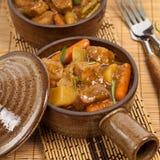 Pork Stew Stock Images