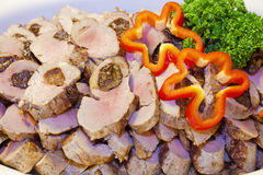 Pork tenderloin Stock Images