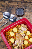 Pork tenderloin Royalty Free Stock Photos