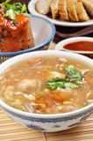 Pork thick soup Stock Images