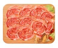 Pork underbelly - bacon Royalty Free Stock Image