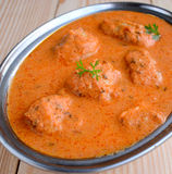Pork Vindaloo. Goan curry from India Stock Images