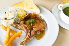 Porkchop Stock Image