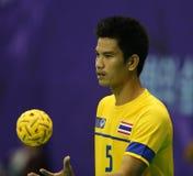 Pornchai KAOKAEW de Tailândia Fotografia de Stock Royalty Free