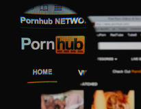 Pornhub Stock Photos