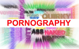 Pornography Stock Photography