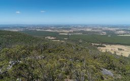 Porongurup nationalpark, västra Australien Royaltyfri Foto