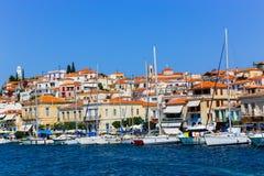 Poros-Insel - Griechenland Lizenzfreies Stockbild