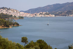 Poros Island Stock Photography