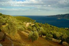 Poros Island Royalty Free Stock Images