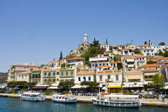 Poros Island Royalty Free Stock Photography