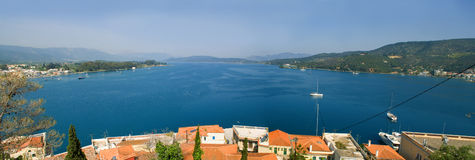 Poros Island Stock Photos