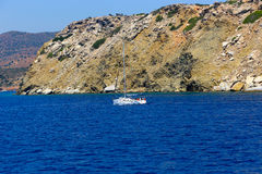 Poros island , Grecce Royalty Free Stock Photos
