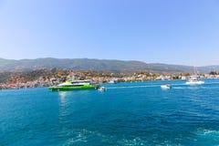 Poros island - Greece Stock Photos