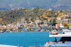Poros island - Greece Stock Images